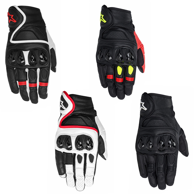 2020 GP PRO Leather Motocross Gloves S1 Racing Gloves Celer Driving Bicycle Cycling Motorcycle Sports Moto Racing Gloves