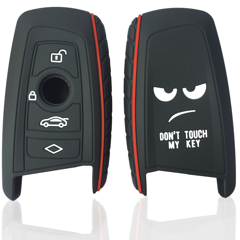 Key Cover Case For BMW F10 F30 F20 E90 Accessories Serie 1 X1 X3 E83 M2 F40 X4 M1 M3 Series 2 3 5 7 Car Key Case Cover Protector