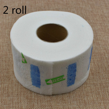 1roll or 2 roll/lot Professional Neck Paper Roll Salon Barber Hair Dresser Cutting Dressing Accessories - sale item Hair Care & Styling
