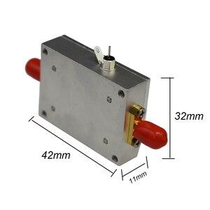 Image 3 - 새로운 10MHz 6GHz RF 바이어스 티 광대역 무선 주파수 마이크로파 동축 바이어스 A7 015