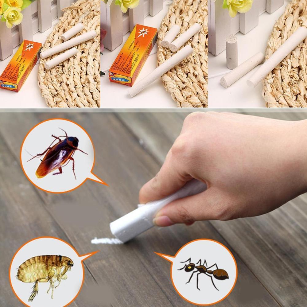2Pcs/Pack Kill Cockroach Pen Ant Cockroach Capture Chalk Kill Except Cockroach Pen Household Kill Medicine