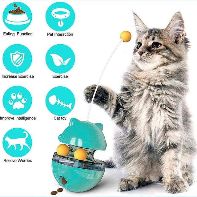 Fun Tumbler Kitten Toy 4