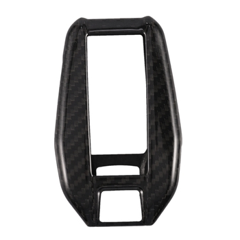 Premium Real Carbon Fiber Case Cover Fit for BMW 5 Series I12 G12 G11 G20 G30 Key Fob Remote