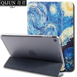 Huawei-coque à rabat de 10.1 pouces pour tablette MediaPad T5, pour peinture intelligente et veille/sommeil, modèles AGS2-W09/W19/L03/L09