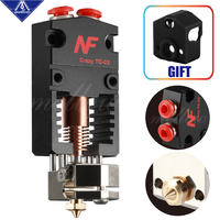Newest Mellow NF Crazy Tc 3 Cyclops and Chimera Extruder 2 In 1 Out 2 colors Hotend Bowden with 3D Printer Titan/Bmg Extruder|3D Printer Parts & Accessories| |  -