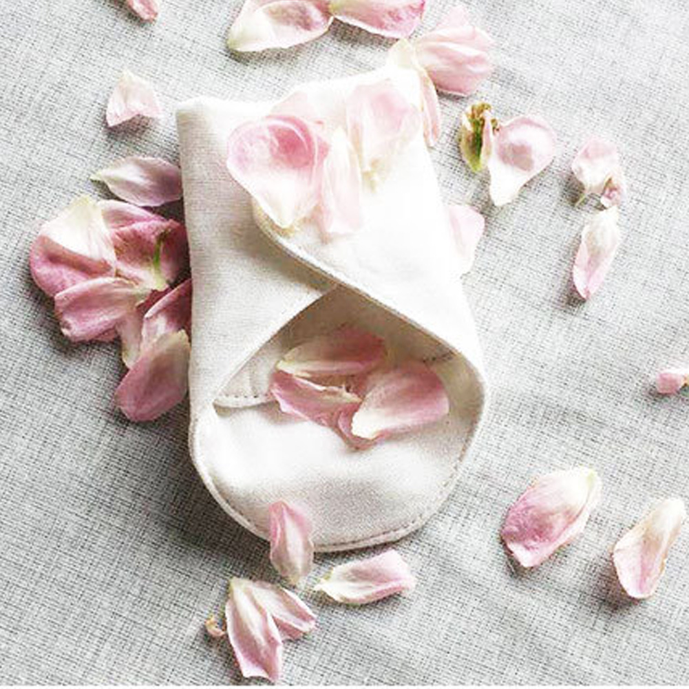 Slim Reusable Waterproof Soft Towel Bamboo Cloth Breathable Sanitary Napkin Mama Washable Feminine Hygiene Clean Menstrual Pad