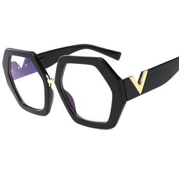 2021 Luxury Square Sunglasses Ladies Fashion Glasses Classic Brand Designer Retro Sun Glasses Women Sexy Eyewear Unisex Shades - Gradient Gray
