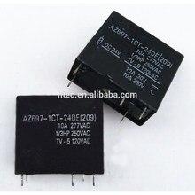 цена на 834-1A-C-5VDC miniature PCB Power Relay