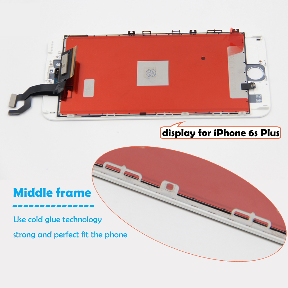 H717130232e6d4d03ba94658faa6a903fy AAAA Grade For iPhone 6 6S 6Plus 6S Plus LCD With Perfect 3D Touch Screen Digitizer Assembly For iPhone 6S Display Pantalla 6G