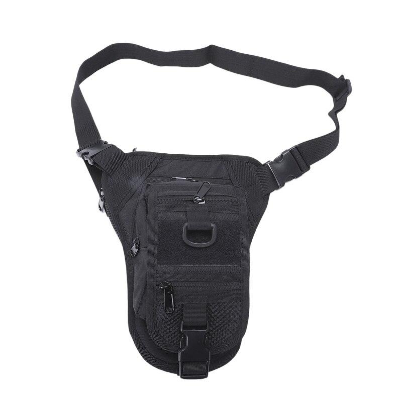 Outdoor Multifunctional Waist Bag Hiking Drop Leg Bag Men'S Sport Cycling Fishing Hunting Gear Bag