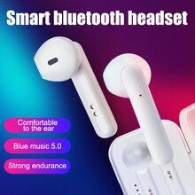 2020 X12 TWS Bluetooth Earphones Earbuds HIFI Sport Wireless Headphones Noise Cancel In-Ear Headset For Black i9000 i12 Pro new x12 tws bluetooth headphones earbuds hifi sport wireless earphones noise reduction in ear headset for i9000 i12 pro i7s i9s