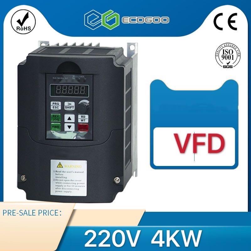 Частотно-регулируемым приводом инвертор частотно-регулируемым приводом 1.5KW / 2.2KW преобразователь частоты ZW-CT1 3P 220V Выход Частотный преобраз...