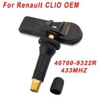 Zubehör Reifendruck Sensor Ersatz 433MHZ 40700 9322R 407009322R auf