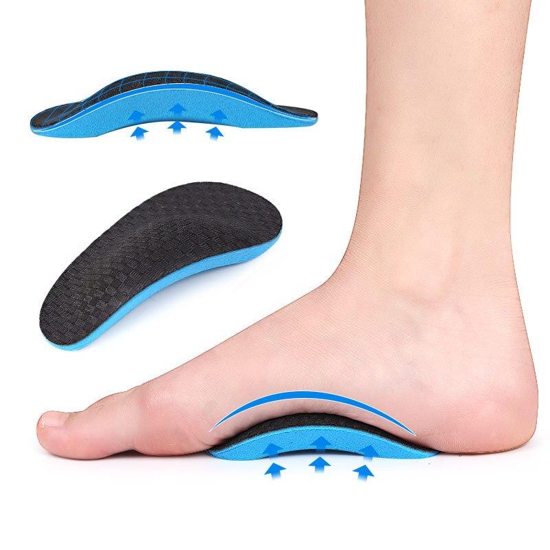Ортопедические стельки из ЭВА, поддержка свода стопы, вальгусная деформация, вариус, спортивные вставки для обуви, аксессуары для мужчин и ж...