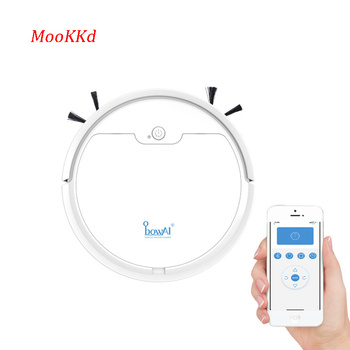 цена на APP Function Robot Vacuum Cleaner Three-in-one Automatic Charging Intelligent Sweeping Robot Wet and Dry Sweeping Vacuum Cleaner