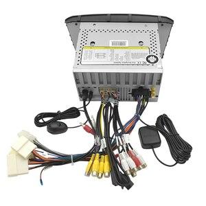 Image 5 - ذاكرة الوصول العشوائي أندرويد 10.0 مشغل أسطوانات للسيارة ستيريو الوسائط المتعددة سماعة لتويوتا أفينسيس/T25 2003 2008 راديو تلقائي لتحديد المواقع والملاحة الفيديو والصوت