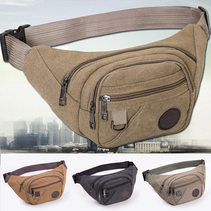 New Large Bum Bag Waist Pack Girls Women Traveling Adjustable Travel Pouch Fanny Pack  /BY