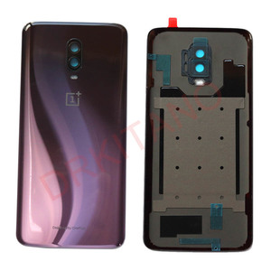 Image 2 - Original NEW Back Glass Cover Oneplus 6 6T Battery Cover Door One PLUS 6 Housing Rear Panel Case Oneplus 6T Back Battery Cover