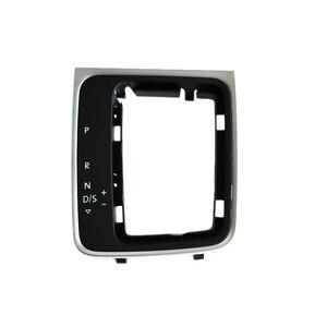 Image 2 - 5GG713203A DSG gear frame bracket Circle Gear Shift Knob Base Trim Circle automatic gear shift knob For Golf 7 7.5 Golf R