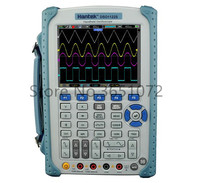 DSO1122S 5.6 inch TFT Color LCD Display, high resolution(640*480),120MHz Bandwidth Oscilloscope