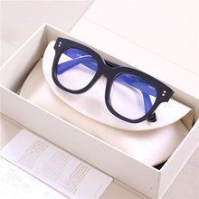 2019 Round UNA C Handmade Acetate Frame Women Johnny Depp Glasses Men Brand Designer Computer Optical Spectacle frame Myopia