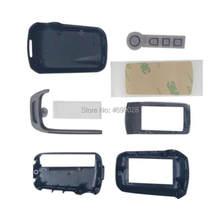 A92 caso chaveiro capa do corpo para alarme de carro em dois sentidos starline a92 a94 a62 a64 caso chaveiro capa corpo