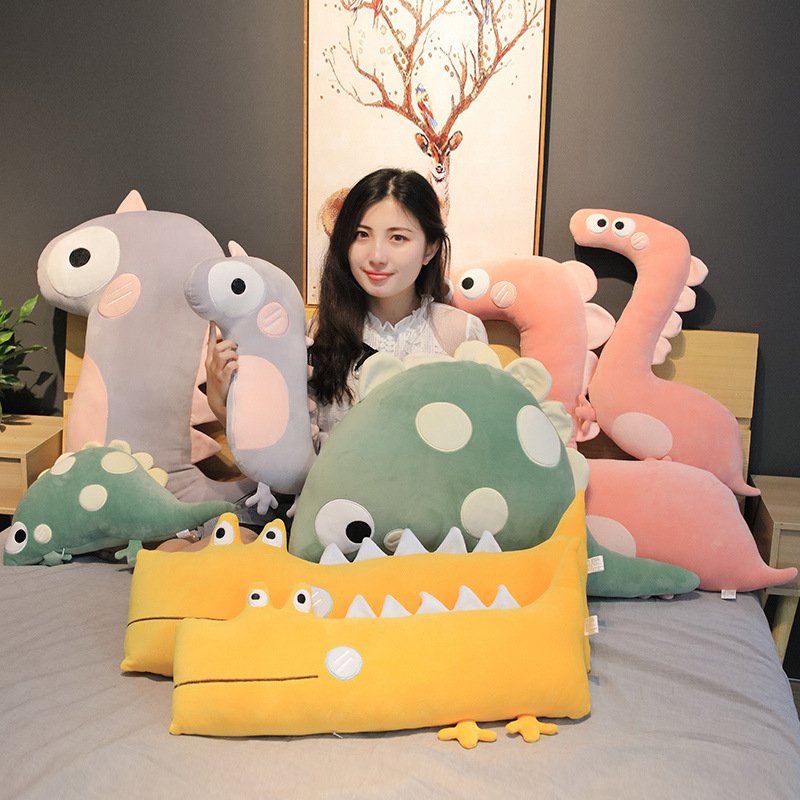 60cm Soft Plush Toy Delicious Chicken Leg Stuffed Animal Kids Gift Doll Fun Toy