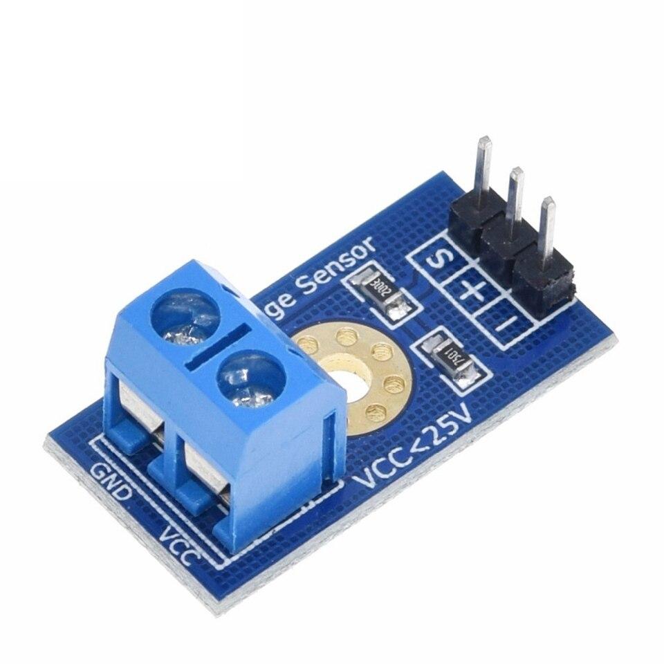5xStandard Voltage Sensor Module Test Electronic für Robot Arduino