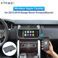 JoyeAuto Apple Wireless Carplay For Land Rover Evoque Bosch 2013 2018 Car Play Android Auto Mirror Link Dongle Car Accessories