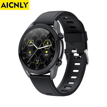NEW Bluetooth Phone Smartwatch Women Men Waterproof Sports Fitness Watch Health Tracker Weather Display For Android ios Samsung