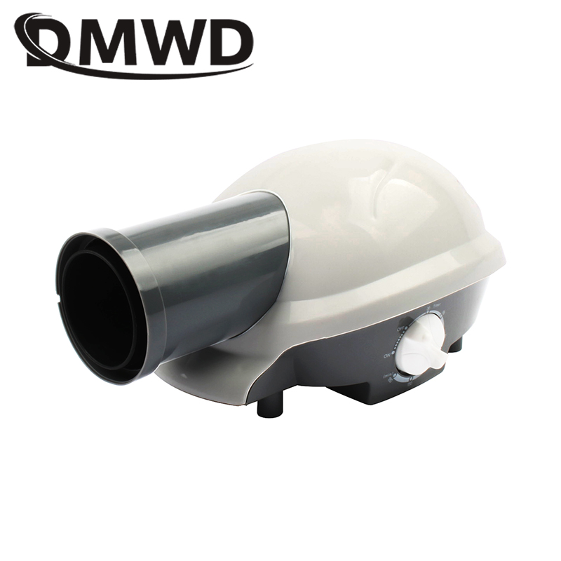 DMWD MINI Portable Electric Clothes Dryer Laundry Warmer Baby Cloth Garment Hot Wind Blower Air Drying Machine 110V 220V EU US