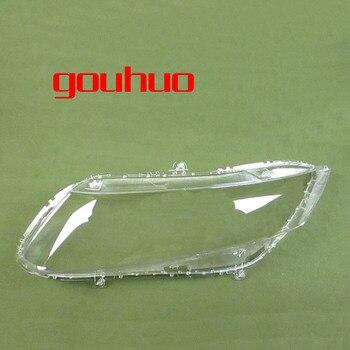 Transparent Lampshade Lamp Shade Front Headlight Shell For Honda Civic 2012 2013 2014 2015 2016