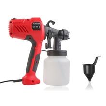 Электрический распылитель краски для дома, устройство для самостоятельного распыления краски высокой мощности, Электрический спиртовой к...