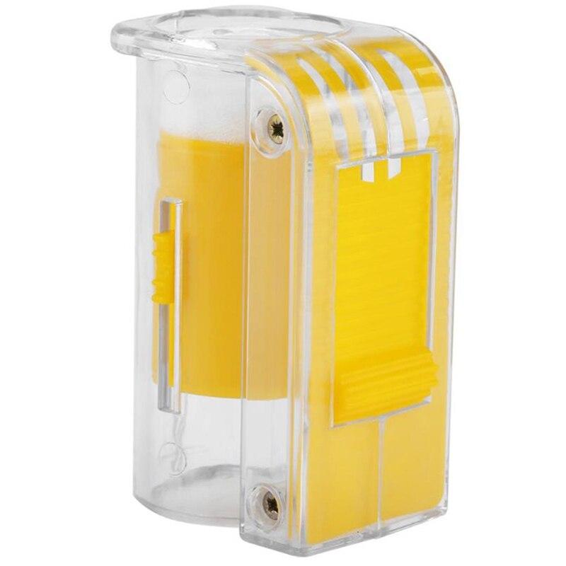 Инструмент пчеловода садовый пчеловод королева ловушка для пчел пчела королева маркировка Ловец пластик одной рукой маркер для бутылки