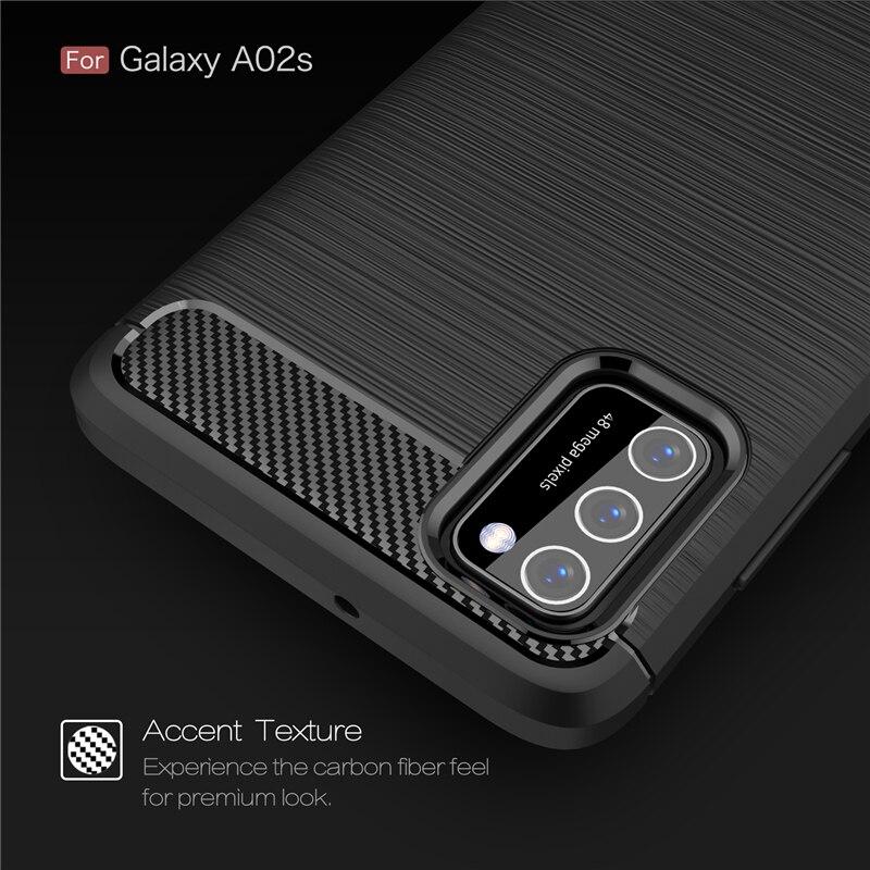 Чехол для Samsung Galaxy A02S, чехол для Samsung A02S, армированный бампер из ТПУ, чехол для телефона Samsung M31, M21, A11, A71, A51, A31, A02S, чехлы