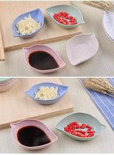 Cuencos de inmersión para salsa de soja, plato pequeño para aperitivos, Sushi, salsa, condimentos, postre, aperitivo, caramelo de frutos secos, mariposa
