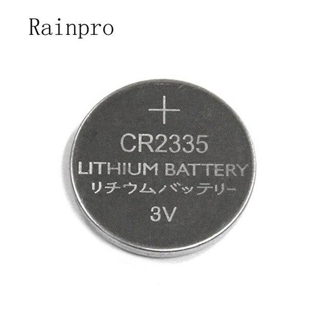 5 pçs/lote 23 3 CR2335 2335 V botão bateria de lítio de 320mah * 3.5MM