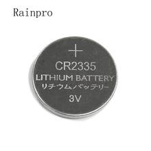 5PCS/LOT CR2335 2335 3V button lithium battery 320mah  23*3.5MM