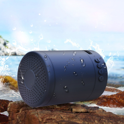 Portable Speaker Macaron Bluetooth Speakers Stereo Wireless Loudspeaker Mini Column Music Bass 5W Outdoor Speaker Waterproof