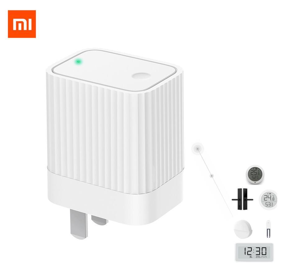 Xiaomi MIJIA ClearGrass bluetooth WIFI Gateway Smart Home Compatible with Mijia APP Mijia Door Lock Mijia bluetooth Temp