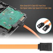 40 Cm SATA Hard Drive HDD Drive Optik Double Chip Kabel Data dengan Gesper(China)