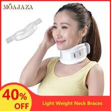 Adjustable Neck Brace Hooked Collar Support Cervical Neck St