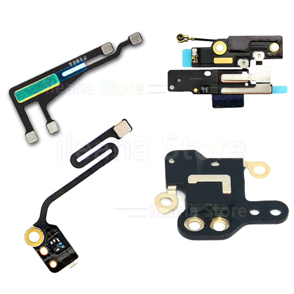 Wifi Antenna For IPhone 6 6s Plus 5 5S SE 5C Wifi Bluetooth NFC WI-FI GPS Signal Antenna Flex Cable Cover Original Replacement