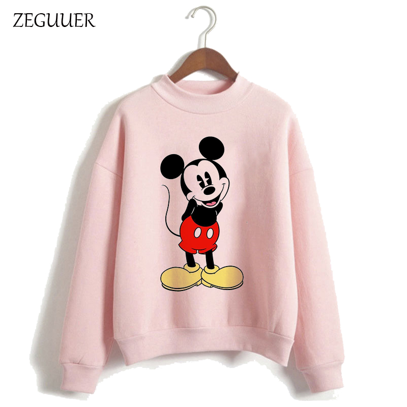 Funny Pink Hoodies Women Sweatshirt