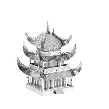 Architecture 3D Metal Puzzles World  18