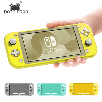 цена на DATA FROG Silicone Protective Case For Nintendo Switch Lite Game Console Protective Skin For Nintendo Switch NS Lite Accessories