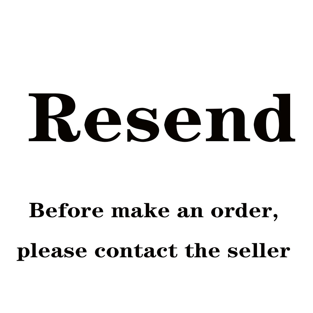 resend link make an order please contact the seller,