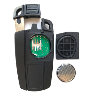 Image 5 - 3 pulsanti Auto chiave Per BMW E87 E60 E70 E90 E92 E71 E61 Per BMW 1 3 5 7 Serie x5 X6 Z4 chiave A Distanza 868Mhz/315Mhz/433Mhz PCF7953