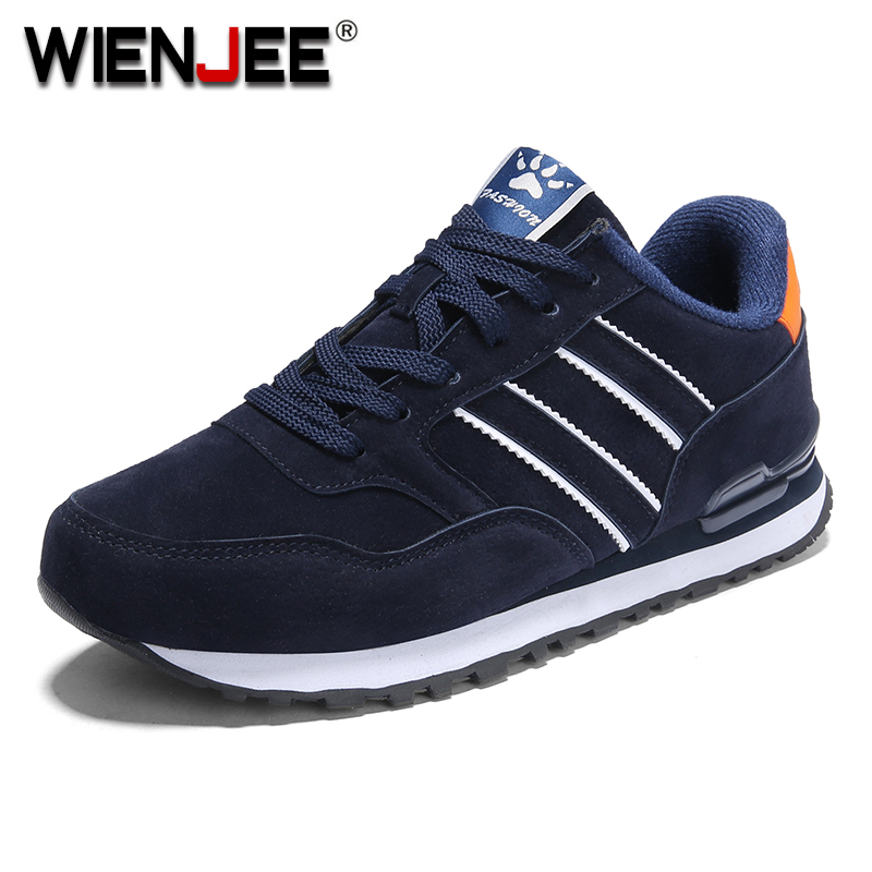 Sneakers Flats-Shoes Light Comfort Outdoor Casual Spring Breathable New Autumn Men title=