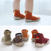 Baby boy shoes Baby sock shoes nonslip f